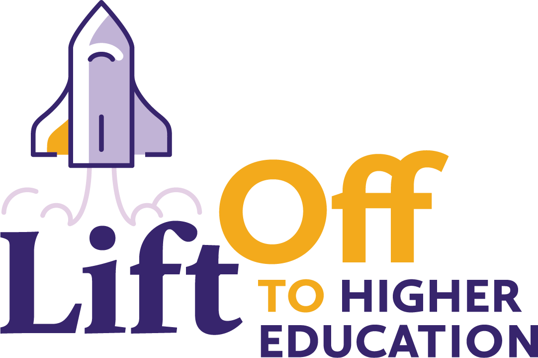 Logo de Lift Off to Higher Education